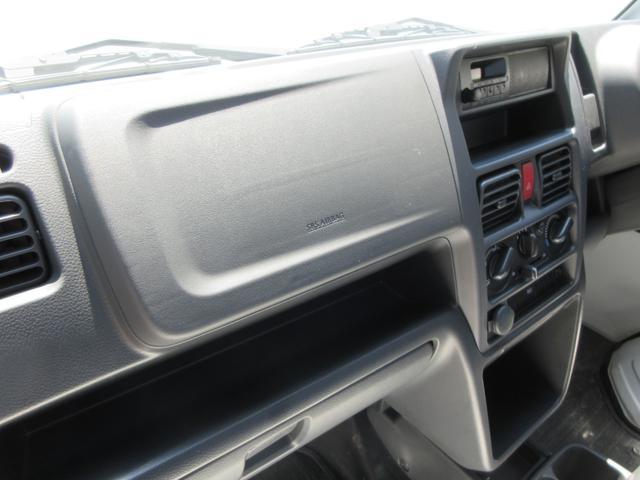 KCエアコン・パワステ 4WD 5速MT エアコン パワステ ラジオ 荷台マット(16枚目)