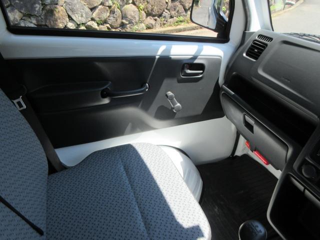 KCエアコン・パワステ 4WD 5速MT エアコン パワステ ラジオ 荷台マット(24枚目)