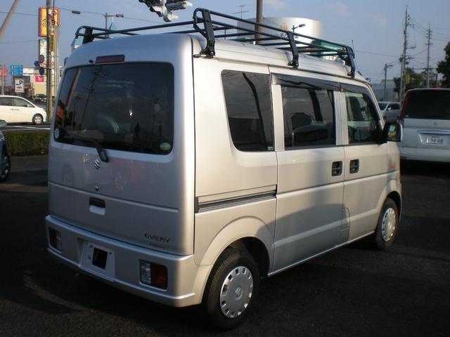 スズキ エブリイ ジョインターボ 4WD ナビ TV 5速ミッション キャリア