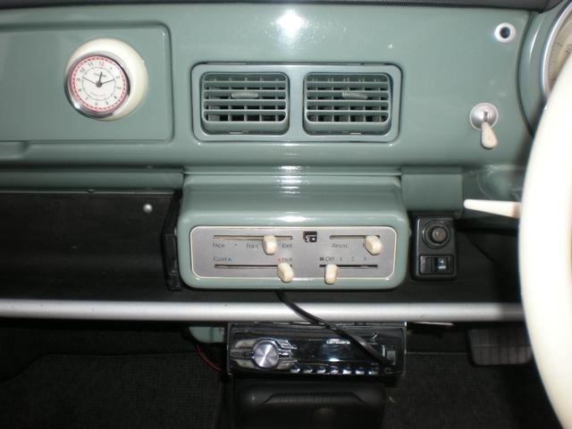 ベースグレード CD ETC エアコン パワステ タイヤ新品(10枚目)