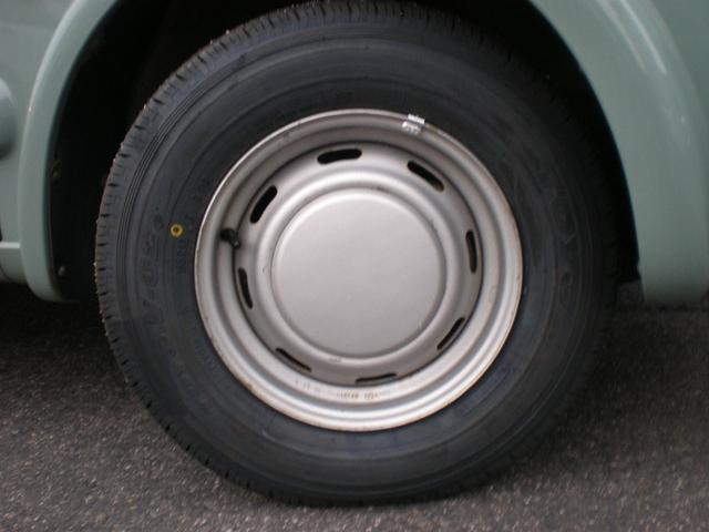 ベースグレード CD ETC エアコン パワステ タイヤ新品(20枚目)