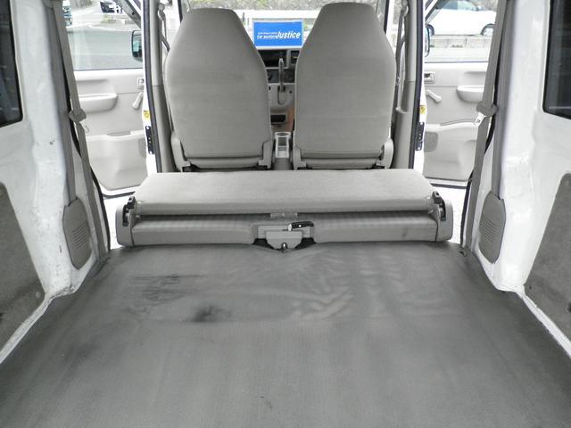 マツダ スクラム PA ディーラー車社用車メンテナンス 鏡面磨き済 Tチェーン