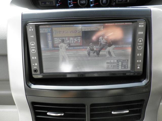 トヨタ ノア X LHDDナビフルセグバックカメラETCパワースライドドア