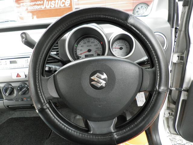 スズキ ワゴンR FX キーレス Tチェーン 鏡面磨き済 ベンチシート