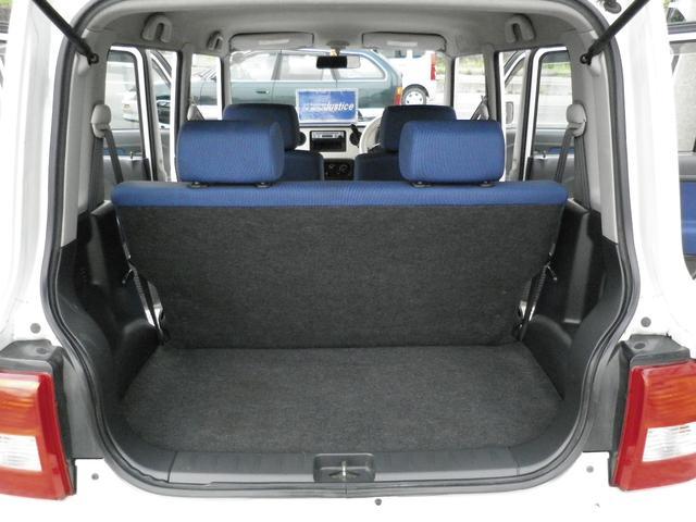 マツダ スピアーノ X ディーラー車 キーレス Tチェーン コラムシフト アルミ