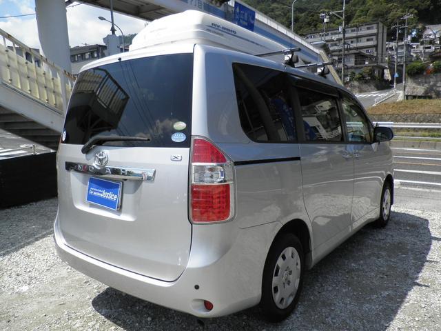 トヨタ ノア HDDフルセグバックカメラ 両側パワスラ ETCルーフBOX