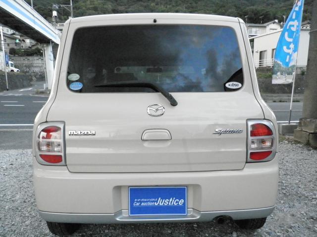 マツダ スピアーノ XF ディーラー車 ETC ベンチシート 電動格納ミラー