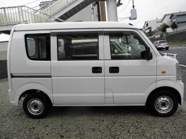 マツダ スクラム ハイルーフ商用車4ナンバー ディーラーメンテナンス車両