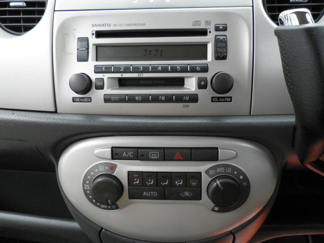 ダイハツ ムーヴラテ Xリミテッド 4WD キーレス ベンチシート フルフラット