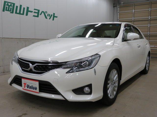 「トヨタ」「マークX」「セダン」「岡山県」の中古車7