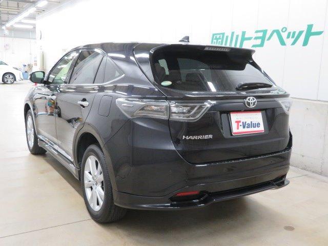 「トヨタ」「ハリアー」「SUV・クロカン」「岡山県」の中古車7
