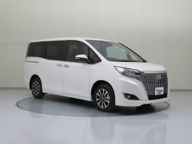 「トヨタ」「エスクァイア」「ミニバン・ワンボックス」「岡山県」の中古車4