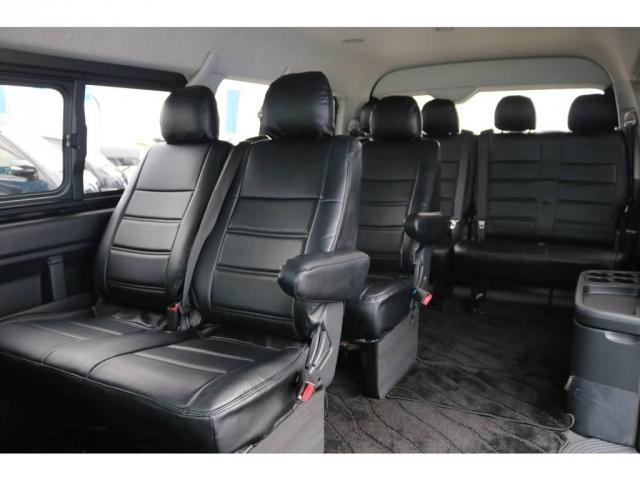 2.7 GL ロング ミドルルーフ 買取直販 高年式ワゴン(14枚目)