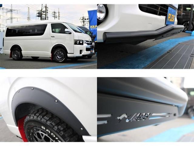 2.7 GL ロング ミドルルーフ 4WD オフロードスタイ(11枚目)