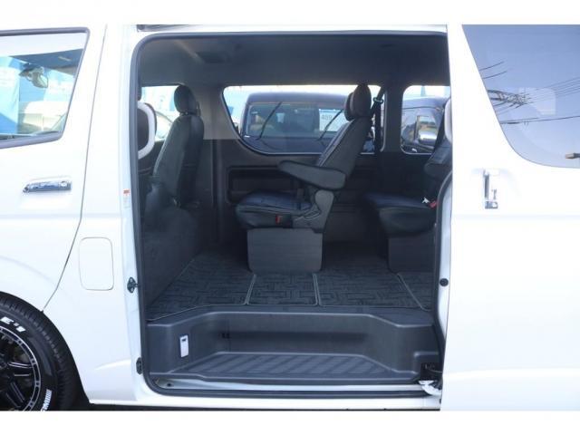 GL 4型ワゴンGL FLEXカスタム ガソリン 2WD 高年式 低走行 2.5インチローダウン 17インチアルミホイール 黒革調シートカバー フットパネル ナビ バックカメラ ETC(15枚目)