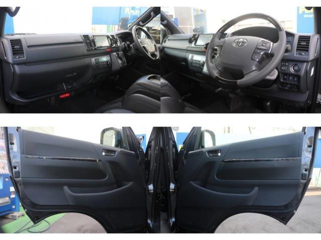 スーパーGL ダークプライムII アウトドアパッケージ ダークプライムII ディーゼル 2WD トヨタセーフティセンス フロントバンパースポイラー 16インチアルミホイール リーガルフェンダー LEDテールランプ ナビ ETC(14枚目)
