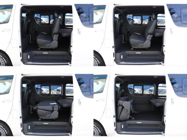 スーパーGL ダークプライムII アウトドアパッケージ ダークプライムII ディーゼル 2WD トヨタセーフティセンス フロントバンパースポイラー 16インチアルミホイール リーガルフェンダー LEDテールランプ ナビ ETC(16枚目)