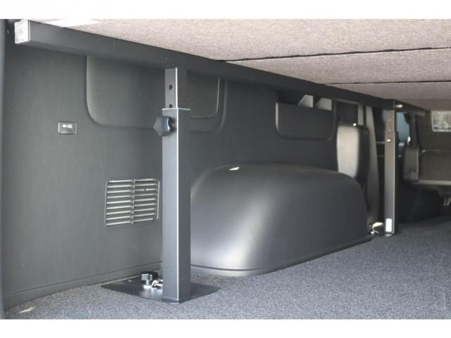 スーパーGL ダークプライムII アウトドアパッケージ ダークプライムII ディーゼル 2WD トヨタセーフティセンス フロントバンパースポイラー 16インチアルミホイール リーガルフェンダー LEDテールランプ ナビ ETC(18枚目)
