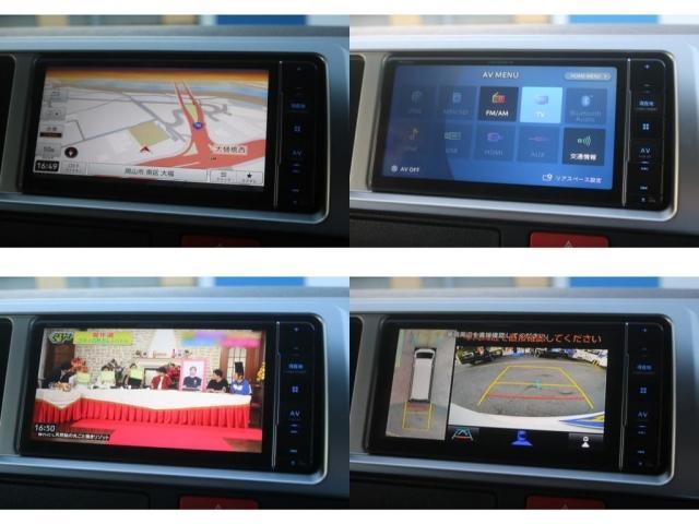 GL ロング VER.1 FLEX+JAOSコンプリートカー トヨタセーフティセンス バッドフェイスボンネット 16インチアルミホイール ナビ フリップダウンモニター バックカメラ ETC ベッドキット(18枚目)