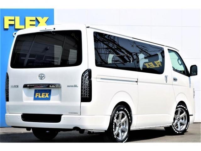 スーパーGL ダークプライムII フルオプション 新車 ダークプライムII ガソリン 2WD トヨタセーフティセンス ローダウン 17インチアルミホイール フロントスポイラー LEDテールランプ ナビ バックカメラ ETC(2枚目)