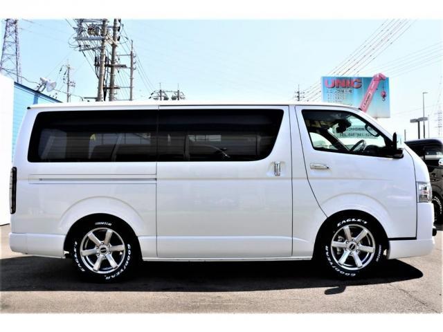 スーパーGL ダークプライムII フルオプション 新車 ダークプライムII ガソリン 2WD トヨタセーフティセンス ローダウン 17インチアルミホイール フロントスポイラー LEDテールランプ ナビ バックカメラ ETC(3枚目)