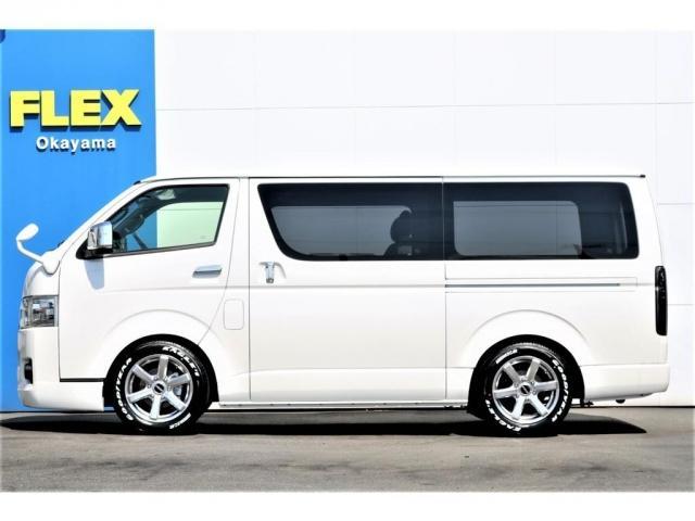 スーパーGL ダークプライムII フルオプション 新車 ダークプライムII ガソリン 2WD トヨタセーフティセンス ローダウン 17インチアルミホイール フロントスポイラー LEDテールランプ ナビ バックカメラ ETC(4枚目)