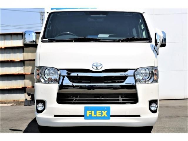 スーパーGL ダークプライムII フルオプション 新車 ダークプライムII ガソリン 2WD トヨタセーフティセンス ローダウン 17インチアルミホイール フロントスポイラー LEDテールランプ ナビ バックカメラ ETC(6枚目)