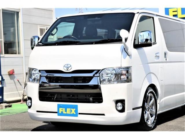 スーパーGL ダークプライムII フルオプション 新車 ダークプライムII ガソリン 2WD トヨタセーフティセンス ローダウン 17インチアルミホイール フロントスポイラー LEDテールランプ ナビ バックカメラ ETC(7枚目)