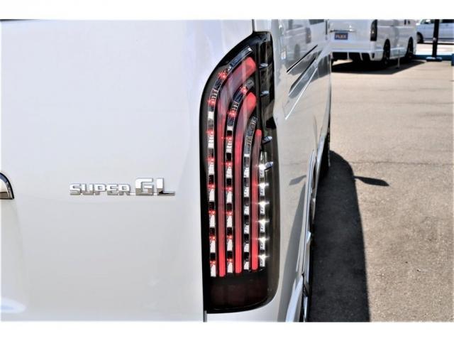 スーパーGL ダークプライムII フルオプション 新車 ダークプライムII ガソリン 2WD トヨタセーフティセンス ローダウン 17インチアルミホイール フロントスポイラー LEDテールランプ ナビ バックカメラ ETC(10枚目)
