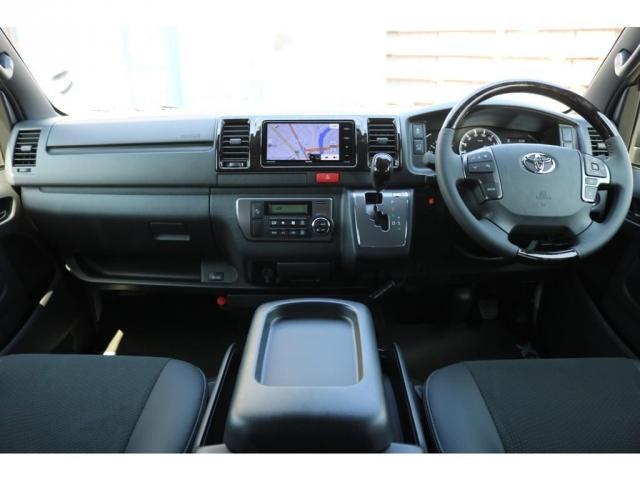 スーパーGL ダークプライムII フルオプション 新車 ダークプライムII ガソリン 2WD トヨタセーフティセンス ローダウン 17インチアルミホイール フロントスポイラー LEDテールランプ ナビ バックカメラ ETC(11枚目)