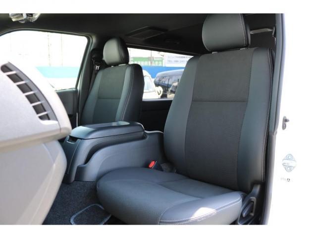 スーパーGL ダークプライムII フルオプション 新車 ダークプライムII ガソリン 2WD トヨタセーフティセンス ローダウン 17インチアルミホイール フロントスポイラー LEDテールランプ ナビ バックカメラ ETC(13枚目)