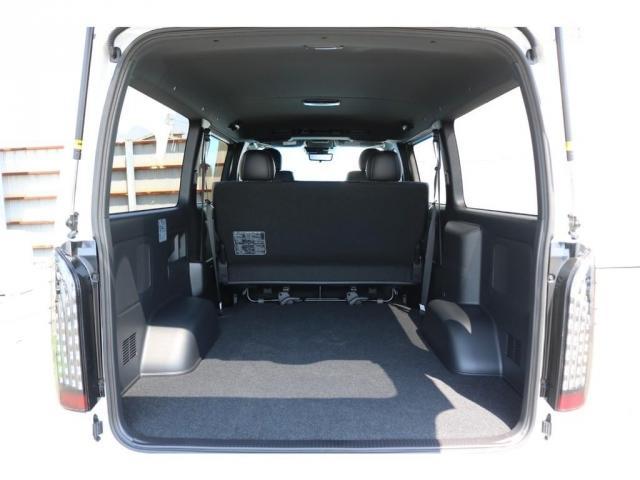 スーパーGL ダークプライムII フルオプション 新車 ダークプライムII ガソリン 2WD トヨタセーフティセンス ローダウン 17インチアルミホイール フロントスポイラー LEDテールランプ ナビ バックカメラ ETC(17枚目)