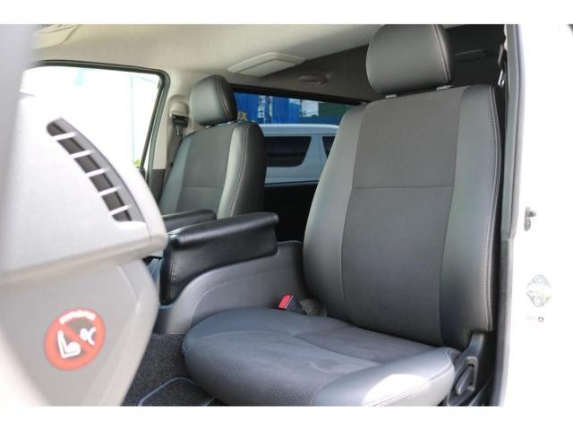 スーパーGL ダークプライム 買取直販 4型 ダークプライム ディーゼル 4WD パールホワイト 両側パワースライドドア 助手席エアバッグ 100Vアクセサリーコンセント 寒冷地仕様 ミラーヒーター 内外装フルカスタム(14枚目)