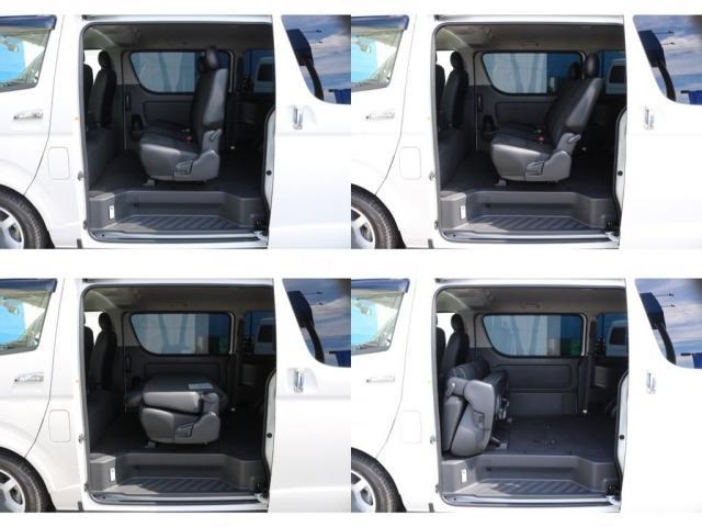 スーパーGL ダークプライム 買取直販 4型 ダークプライム ディーゼル 4WD パールホワイト 両側パワースライドドア 助手席エアバッグ 100Vアクセサリーコンセント 寒冷地仕様 ミラーヒーター 内外装フルカスタム(17枚目)
