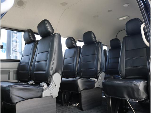 トヨタ ハイエースワゴン グランドキャビン パワースライドドア 18AW ローダウン