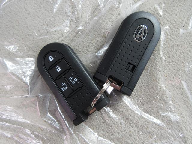 Xメイクアップリミテッド SAIII ツートンカラー 両側パワースライドドア 衝突回避支援システム搭載 オートライト プッシュボタンスタート スマートキー Rカメラ(28枚目)