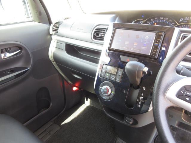カスタムX トップエディションリミテッドSAIII ワンオーナー LEDヘッドライト 禁煙車 ナビ ドライブレコーダー 両側パワースライドドア プッシュボタンスタート スマートキー オートライト 純正アルミ 衝突回避支援システム搭載 フォグランプ(20枚目)
