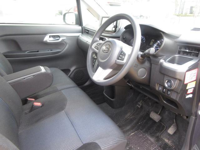 カスタム X SAII ワンオーナー 禁煙車 記録簿 LEDヘッドライト 衝突回避支援システム搭載車 ナビ プッシュボタンスタート オートライト スマートキー 純正アルミ(13枚目)