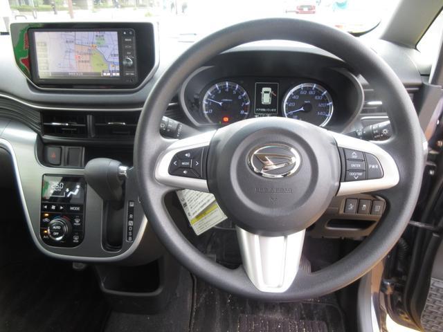 カスタム X SAII ワンオーナー 禁煙車 記録簿 LEDヘッドライト 衝突回避支援システム搭載車 ナビ プッシュボタンスタート オートライト スマートキー 純正アルミ(19枚目)