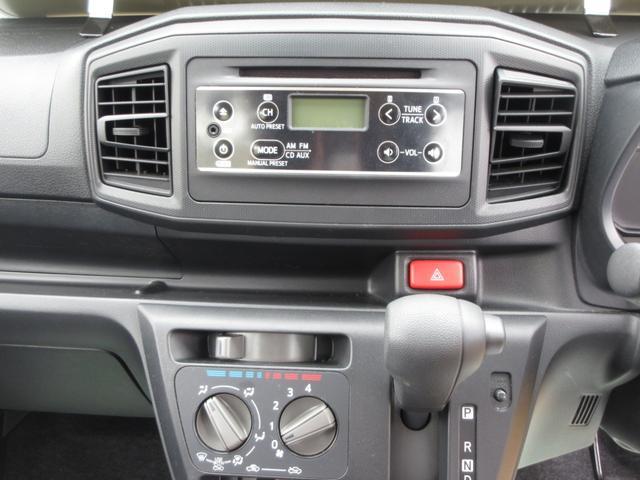 L SAIII 4WD CDデッキ 衝突回避支援ブレーキ 車線逸脱警報機能 誤発進抑制制御機能 車線逸脱警報機能 オートハイビーム(17枚目)