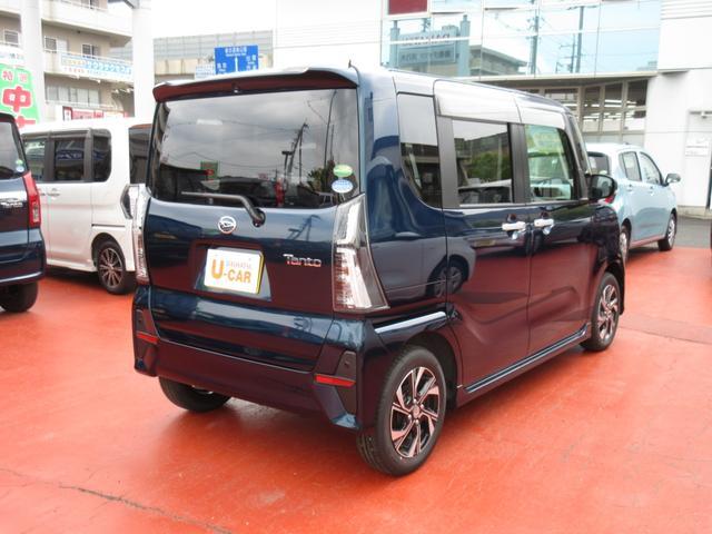 「ダイハツ」「タント」「コンパクトカー」「島根県」の中古車4