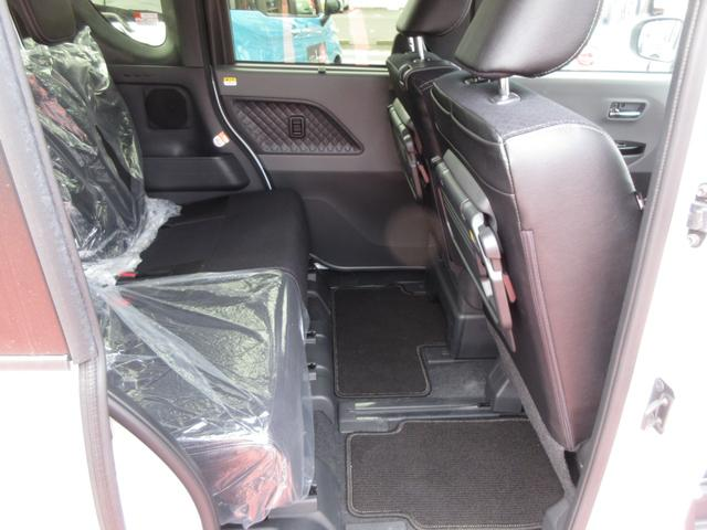 カスタムX ツートンカラー 次世代スマートアシスト 両側パワースライドドア LEDヘッドライト オートライト スマートキー プッシュボタンスタート LEDフォグランプ レーンアシスト オートマチックハイビーム車(25枚目)