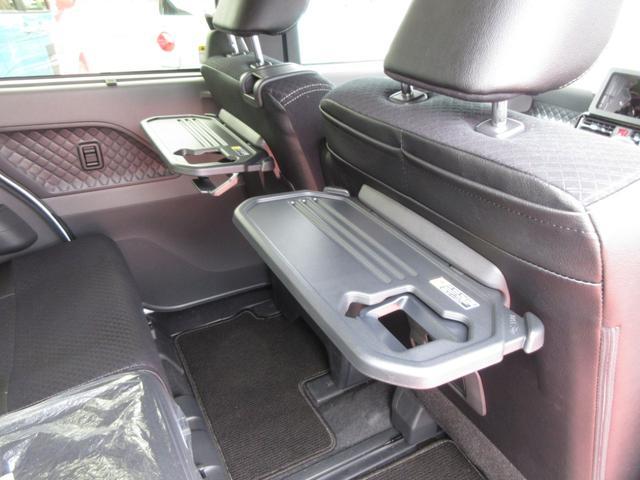 カスタムX ツートンカラー 次世代スマートアシスト 両側パワースライドドア LEDヘッドライト オートライト スマートキー プッシュボタンスタート LEDフォグランプ レーンアシスト オートマチックハイビーム車(27枚目)