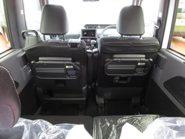 カスタムX ツートンカラー 次世代スマートアシスト 両側パワースライドドア LEDヘッドライト オートライト スマートキー プッシュボタンスタート LEDフォグランプ レーンアシスト オートマチックハイビーム車(29枚目)