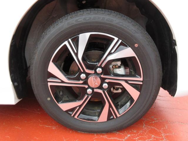 カスタムX ツートンカラー 次世代スマートアシスト 両側パワースライドドア LEDヘッドライト オートライト スマートキー プッシュボタンスタート LEDフォグランプ レーンアシスト オートマチックハイビーム車(34枚目)