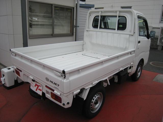 ダイハツ ハイゼットトラック スタンダード 4WD 5MT エアコン パワステ