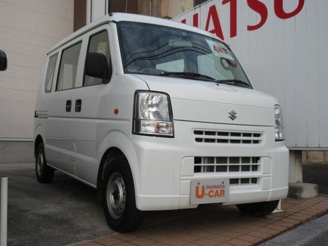 「スズキ」「エブリイ」「コンパクトカー」「島根県」の中古車3