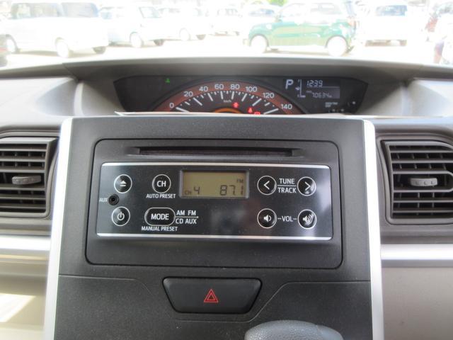 X SAII 4WD ワンオーナー CDデッキ(10枚目)