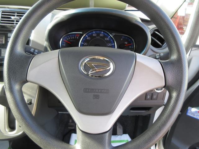 カスタム X SA ワンオーナー CDデッキ オートライト プッシュボタンスタート スマートキー 衝突回避支援システム搭載(13枚目)