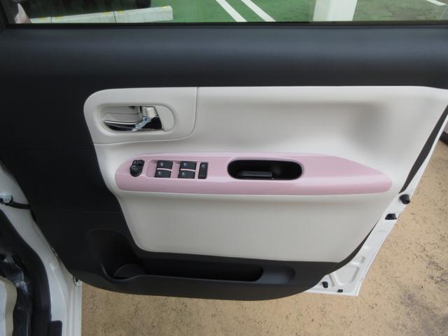 Xメイクアップリミテッド SAIII ツートンカラー 両側パワースライドドア 衝突回避支援システム搭載オートライト スマートキー プッシュボタンスタート(21枚目)